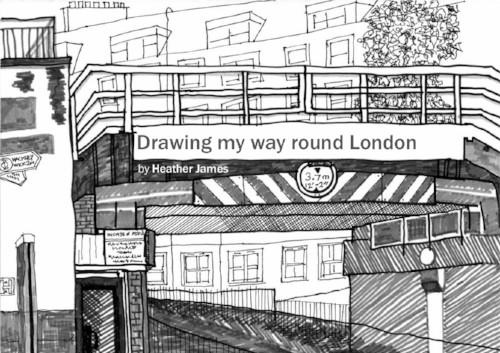 Drawing My Way Round London